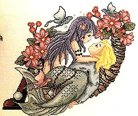 Русалочка и принц