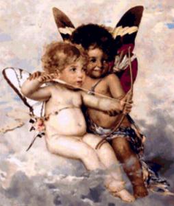 ангелы - проказники