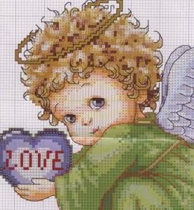 ангел. мальчик