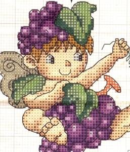 виноградный эльф