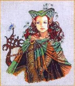 королева эльфов (картинка)