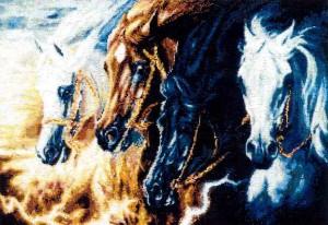 четыре коня апокалипсиса