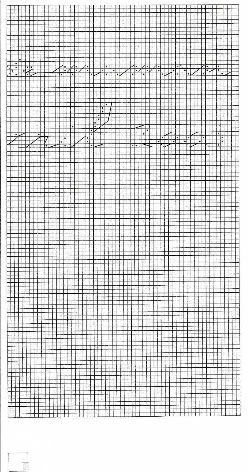 Вышивка схема французского дизайнера