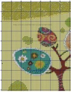 пасхальные деревья пэчворк4