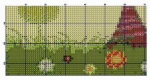 пасхальные деревья пэчворк6 - копия