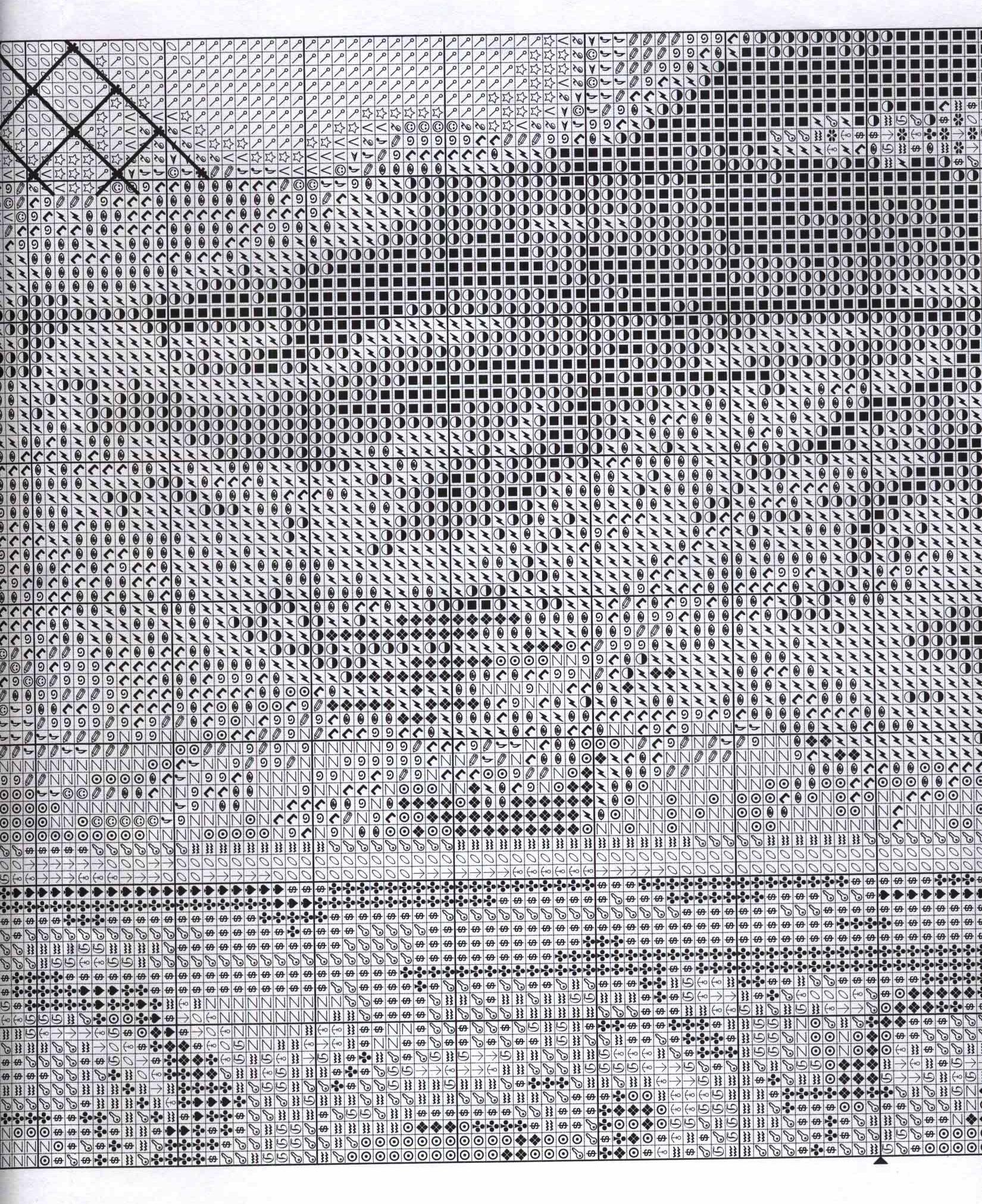 Вышивка шакира схема елена крумина
