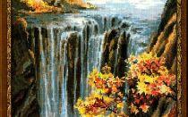 Водопад от Риолис
