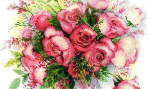 Акварельные розы