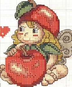 яблочный эльф