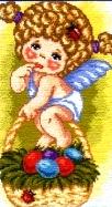 Пасхальный ангел - картинка