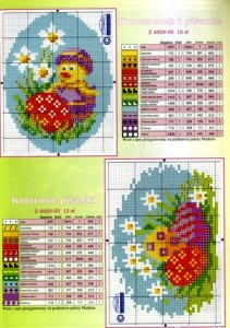 пасхальные открытки2