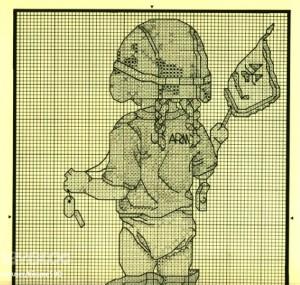 Army girl1
